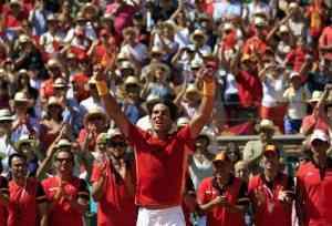 La final de la Copa Davis se jugará en Sevilla 3