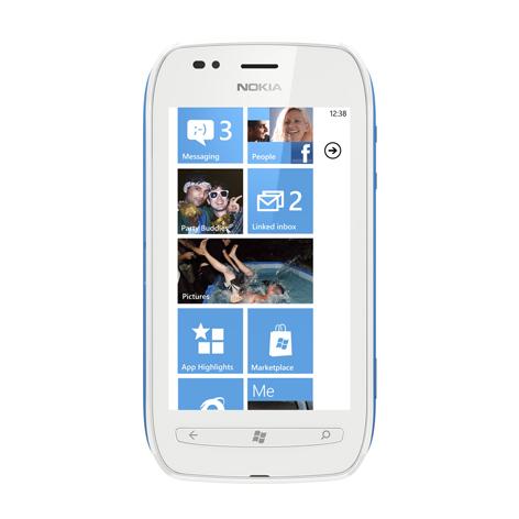 Nokia Lumia 710, con Windows Phone, pero más asequible