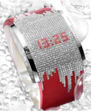 Relojes de lujo hay muchos… pero este es único 3