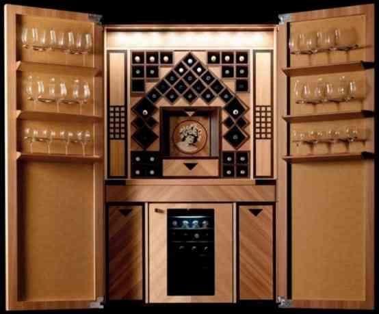 Bares Toncelli, santuario del dios del vino 9