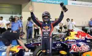 Vettel y Red Bull se despiden a lo grande de los entrenamientos 3