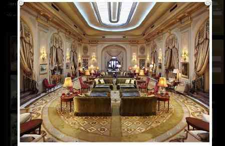 Palace Hotel Barcelona, el lujo barcelonés 6