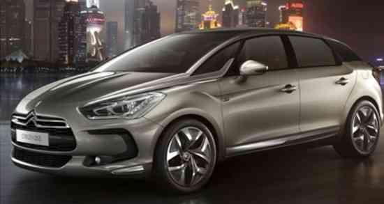 El nuevo DS5 de Citroën