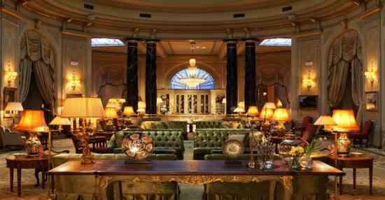 Palace Hotel Barcelona, el lujo barcelonés 5