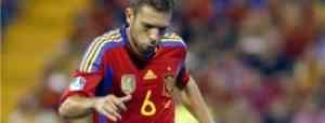Jordi Alba se tiene que consagrar en Wembley 3