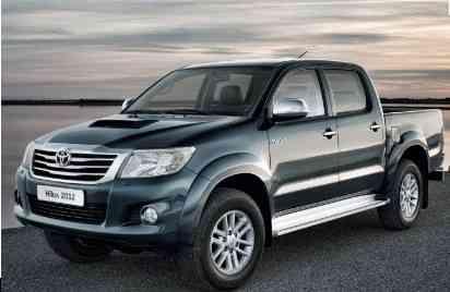 La nueva y poderosa Toyota Hilux 2012 3