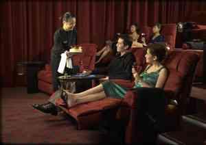 El lujo llega a las salas de cine londinenses 3