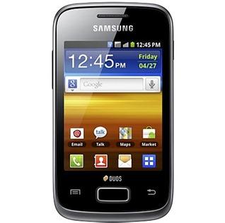 Galaxy Y Duos y Galaxy Y Pro Duos, los nuevos terminales de Samsung 6