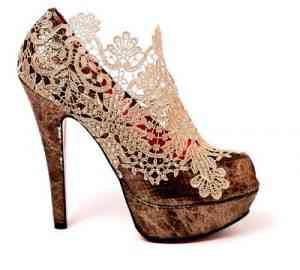 Lujo en tus pies para entrar en 2012 14
