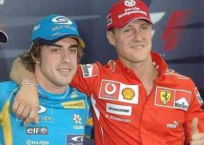 Última hora: Schumacher sustituye a Massa en Ferrari 3