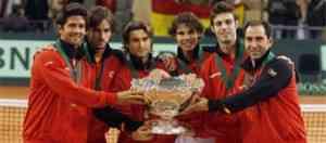 España consigue la quinta ensaladera 3