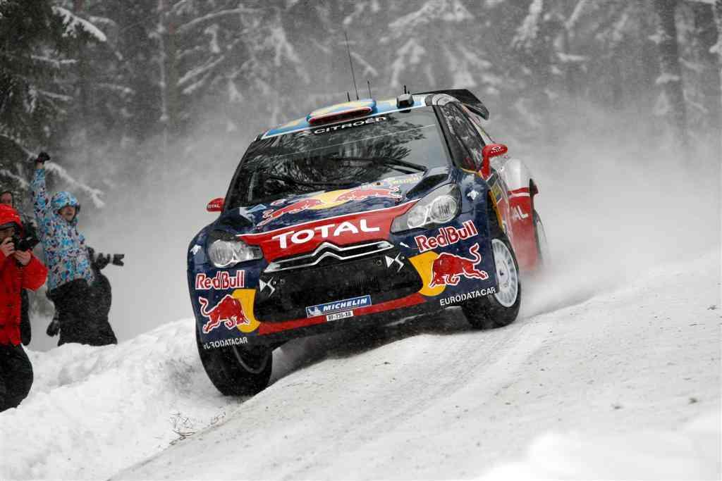 Mejores momentos de la temporada 2011 de la WRC 3