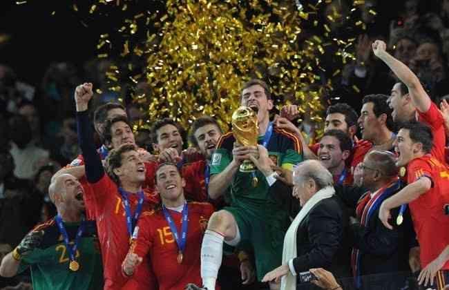 España continúa líder en el ranking FIFA 5