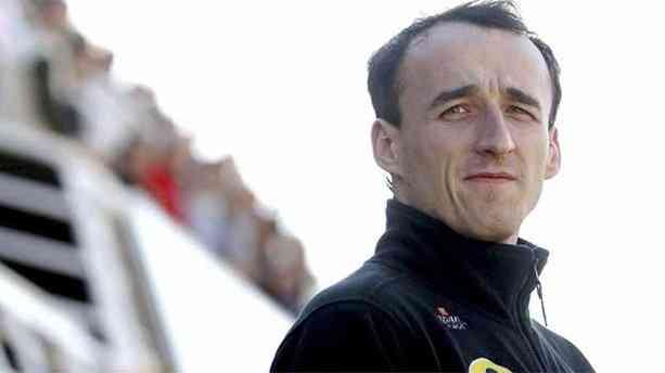 Robert Kubica podría haberse lesionado de nuevo 3