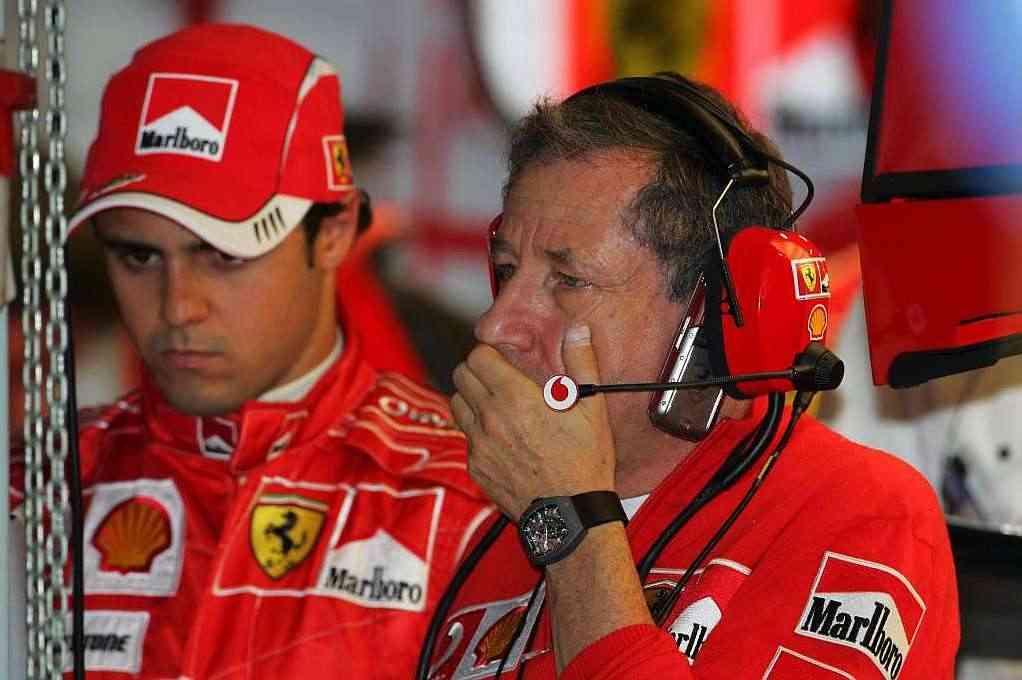 Jean Todt confía en la calidad de Felipe Massa 3