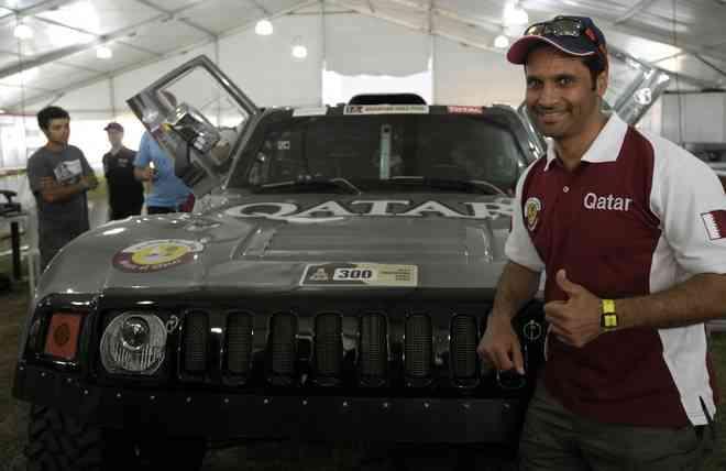 Dakar 2012: Al-Attiyah se retira, y Despres vuelve a ser líder 3
