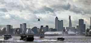 Londres 2012 pone a punto su seguridad 3
