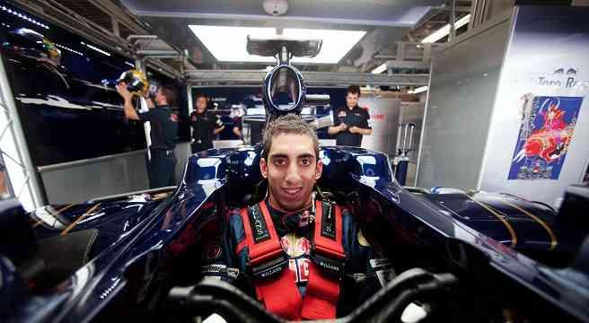 Sébastien Buemi será el tercer piloto de Red Bull 3