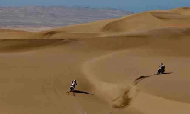 Dakar 2012: Decididos los campeones de esta edición 3