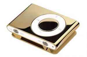 El iPod shuffle VIP 3