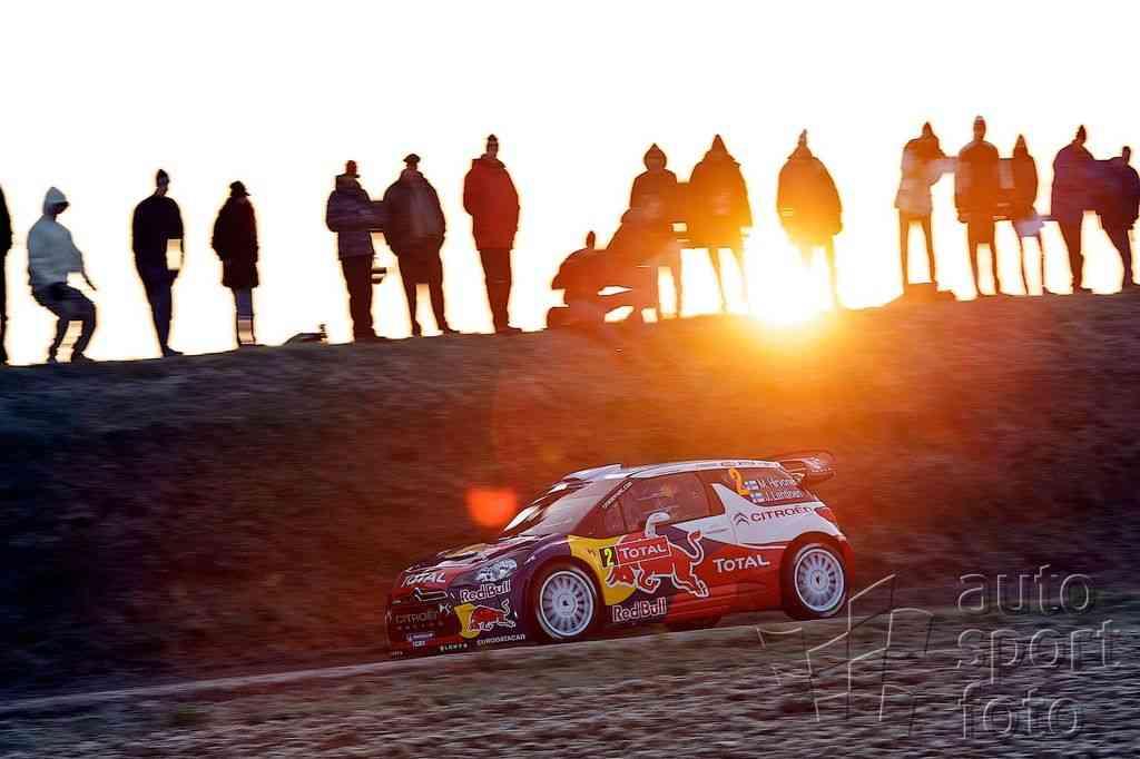 Rallye de Montecarlo 2012: Loeb se lleva el shakedown en la incertidumbre 3
