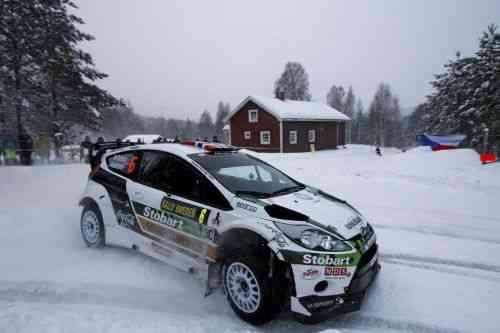 Ostberg y Mini acaparan la actualidad de la WRC 3