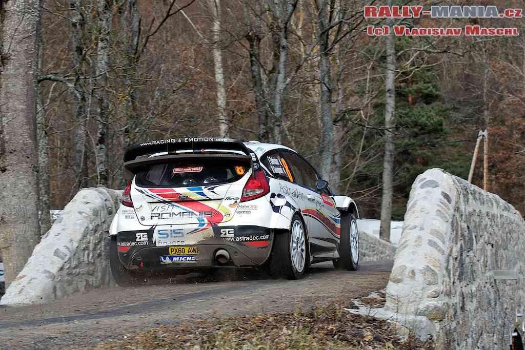 Rallye de Montecarlo 2012: Loeb se impone a los demás 3