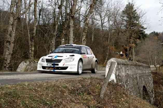 Rallye Montecarlo 2012: Loeb sigue mandando, Sordo le pone a prueba 3