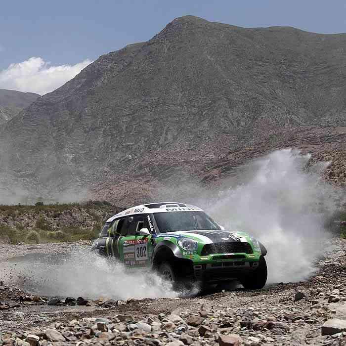 Dakar 2012: Peterhansel y Coma se llevan las victorias 3