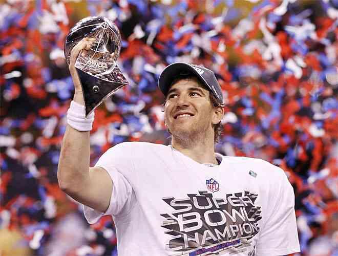 Los Giants se hacen con la Super Bowl 5