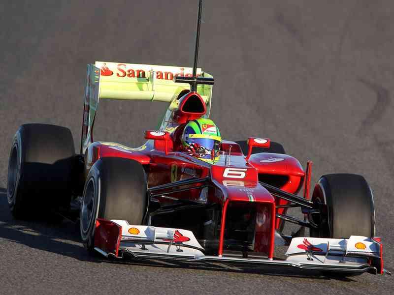 Declaraciones de Felipe Massa sobre el Ferrari F2012 3