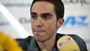 Contador, sancionado 2 años 6