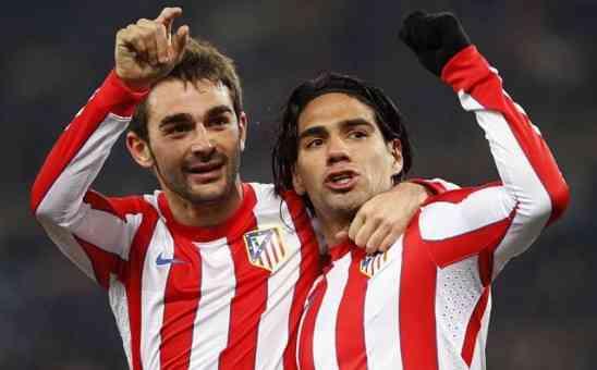 El Atlético de Madrid conquista Roma 3