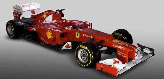 Ferrari y Force India muestran sus armas para 2012 5
