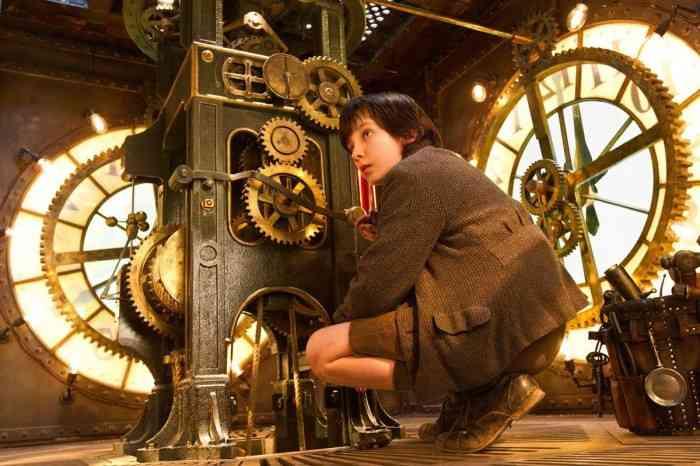 'La Invención de Hugo', y los sueños cine son 8