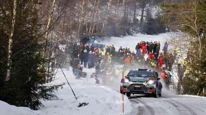 Latvala se impone en el Rallye de Suecia 2012 3