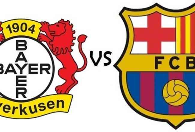leverkusen vs barcelona octavos de final champions league