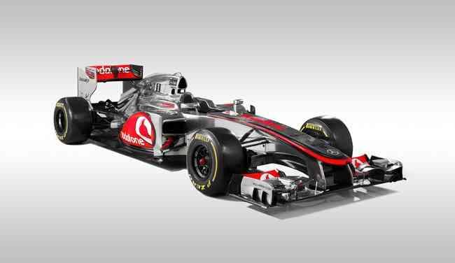 McLaren presenta el MP4-27 y Ferrari cancela su presentación 5