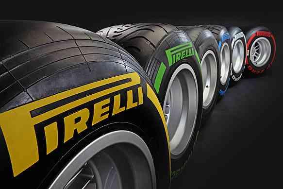 Pirelli anuncia los neumáticos para las primeras carreras 3
