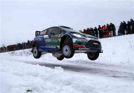 Rallye de Suecia 2012: Latvala impone el ritmo, Sordo se retira 3
