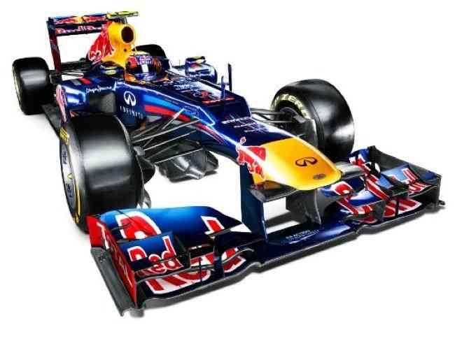 Atención todos, se presenta el nuevo Red Bull RB8 5
