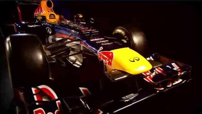 Atención todos, se presenta el nuevo Red Bull RB8 6