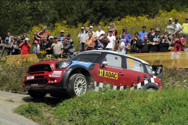 Dani Sordo ve como se recorta su progama en la WRC 3