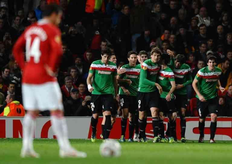 El Athletic de Bielsa conquista Old Trafford ganado al Manchester United