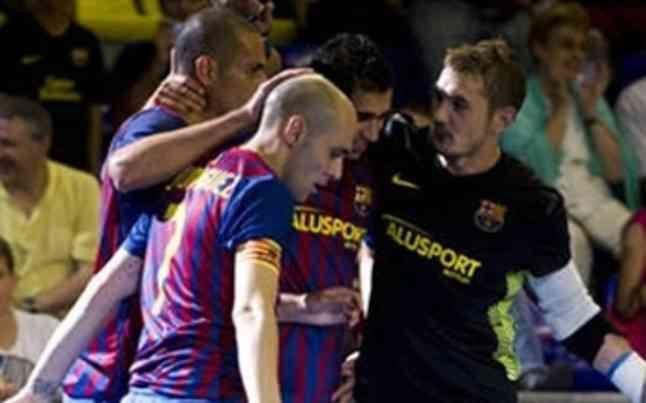 Sabor agridulce para el Barcelona en las Copas 5