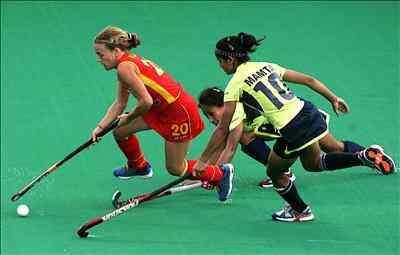 El hockey hierba femenino español no tendrá representación en Londres 3