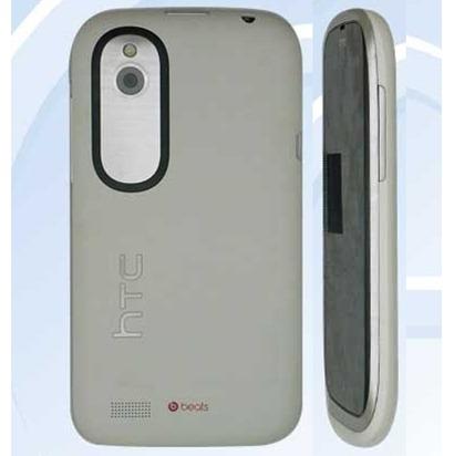 HTC T328 W: nuevo terminal de la marca en el mercado chino