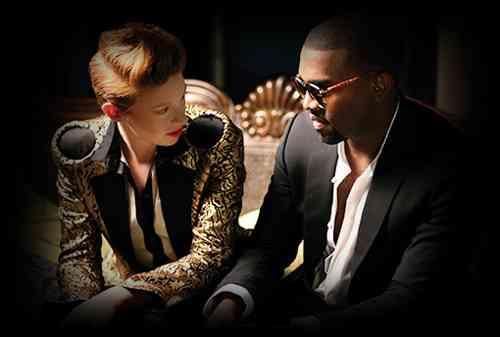 Kanye West elige a La Roux 8