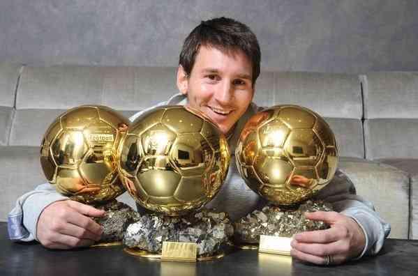 Leo Messi no es de este planeta 6