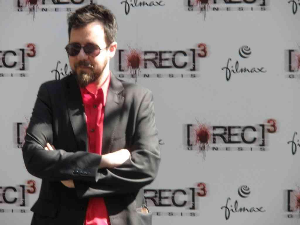 Entrevista a Paco Plaza, director de '[REC]3: Génesis' 3
